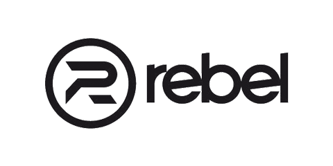 Rebel logotyp.